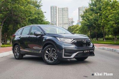 Honda CR-V 2020 đang bán tại Việt Nam 1