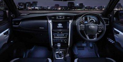 Toyota Fortuner 2021 facelift trang bị quen thuộc nhưng nâng cấp hiện đại hơn.