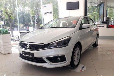 Suzuki Ciaz 2020 đang bán tại Việt Nam 1
