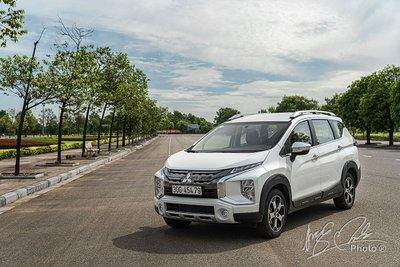 Mitsubishi Xpander đứng đầu phân khúc MPV tại Việt Nam 1