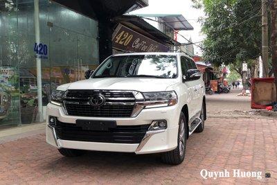 Toyota Land Cruiser VXS Executive Lounge 2021 gần 7 tỷ đồng vừa về Việt Nam có gì mà hot vậy a1
