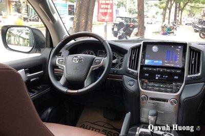 Toyota Land Cruiser VXS Executive Lounge 2021 gần 7 tỷ đồng vừa về Việt Nam có gì mà hot vậy a7