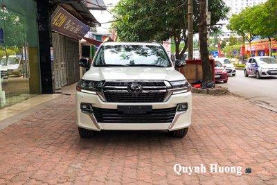 Toyota Land Cruiser VXS Executive Lounge 2021 gần 7 tỷ đồng vừa về Việt Nam có gì mà hot vậy a11