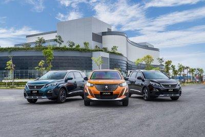 Peugeot ưu ái khách mua xe tháng 12, cam kết giao xe trước Tết 1