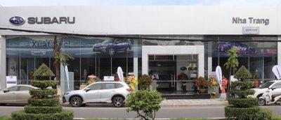 Subaru Nha Trang là đại lý thứ 9 khai trương trong năm 2020.