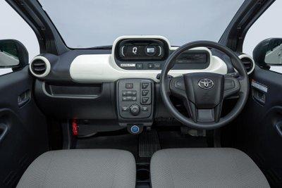 Mẫu xe điện tí hon của Toyota mới thích hợp cho các bà nội trợ - Ảnh 5.