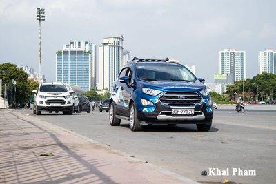 Ford Ecosport - Chuyên gia đường phố thực thụ 1