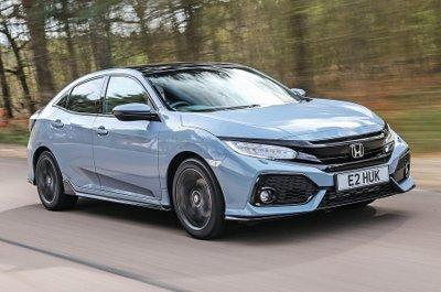 Honda Civic tiếp nối danh tiếng của model đi trước.