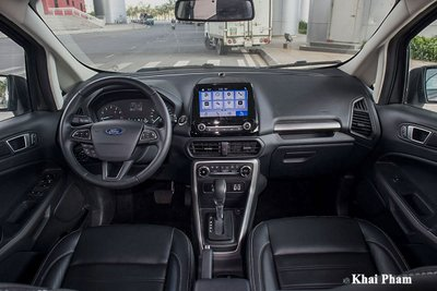 Nội thất Ford EcoSport 2020.