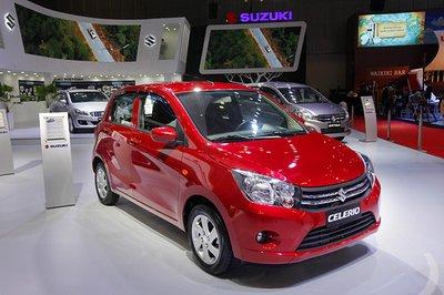 Suzuki Celerio 2019.