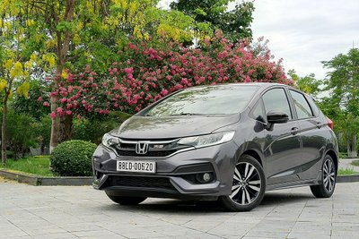 Honda Jazz 2018.