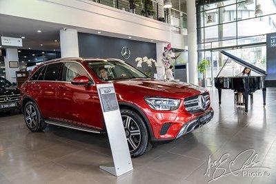 mẫu xe bán chạy của Mercedes-Benz Việt Nam là dòng GLC-Class lại không được áp dụng chính sách ưu đãi đợt này.