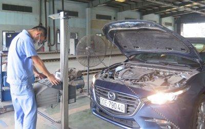 Ô tô sản xuất 2008 trở về trước nâng chuẩn khí thải lên mức 2 1