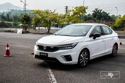 Honda City 2021 mới ra mắt thị trường Việt 1