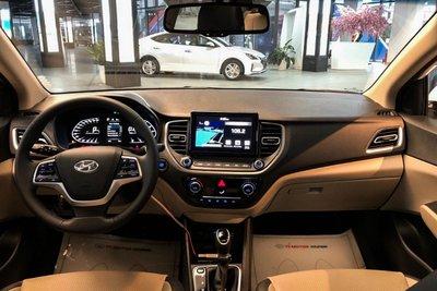 Hyundai Accent 2021 mới hết kênh giá - Ảnh 2.
