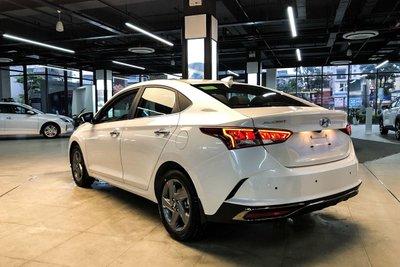 Hyundai Accent 2021 mới hết kênh giá - Ảnh 1.