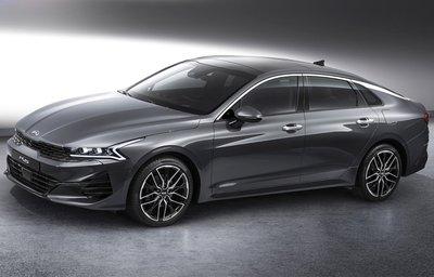 Kia Optima 2021 sở hữu động cơ mới.
