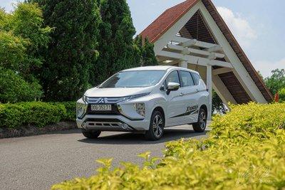 Mitsubishi Xpander tiếp tục được hỗ trợ 50% lệ phí trước bạ 1