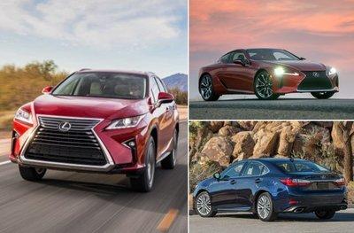 Lexus đã trưởng thành, không còn mang tiếng là 1 mẫu