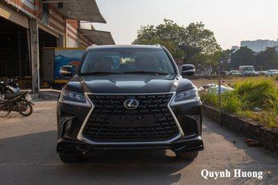 Lexus LX570 Super Sport 2021 đầu tiên cập bến Việt Nam với ngoại hình mới a8