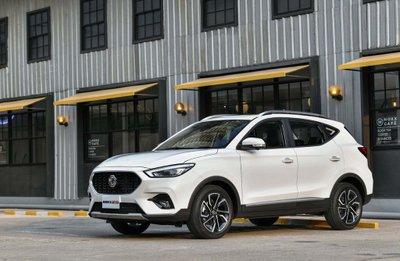 MG ZS 2021 chốt lịch ra mắt Việt Nam, thay đổi để thách thức Kia Seltos, Hyundai Kona a1
