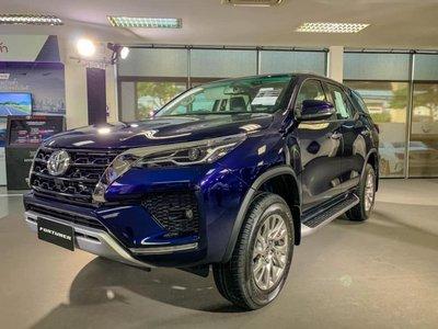 Toyota Fortuner 2021 nâng cấp mới tăng nhẹ về giá.