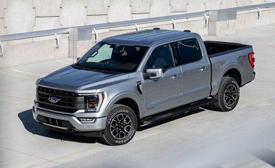 Top 10 xe ô tô bán chạy nhất tại Mỹ năm 2020.