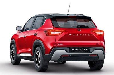 Nissan Magnite 2021 là mẫu xe Nhật giá rẻ hướng vào thị trường Ấn Độ.