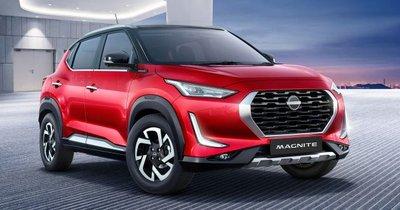 Nissan Magnite 2021 - Xe Nhật mới tiên tiến với độ an toàn