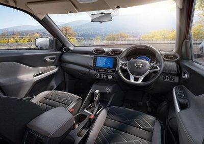 Nissan Magnite 2021 vẫn được tích hợp hàng loạt tính năng, trang bị tiện nghi cao cấp.
