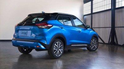 Nissan Kicks 2021 được điều chỉnh giá thành cho model năm mới.