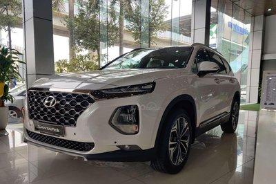 Hyundai Santa Fe tăng trưởng mạnh trong năm 2020 1