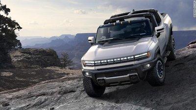 Xe bán tải chạy điện trở thành 1 xu hướng ô tô nổi bật năm vừa qua.