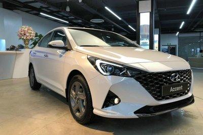Hyundai Accent 2021 tại Việt Nam 1
