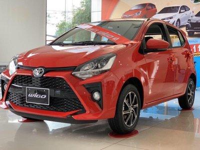 Toyota Wigotăng trưởng gấp đôi so với doanh số tháng 11 (269 xe). 1