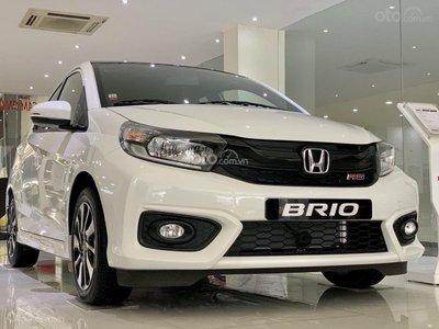 Chính sách bán hàng bảo thủ của Honda là nguyên nhân khiến Brio bị