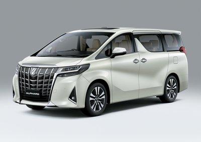 Toyota Alphard 2021 bổ sung loạt tính năng an toàn, tiện nghi mới 1