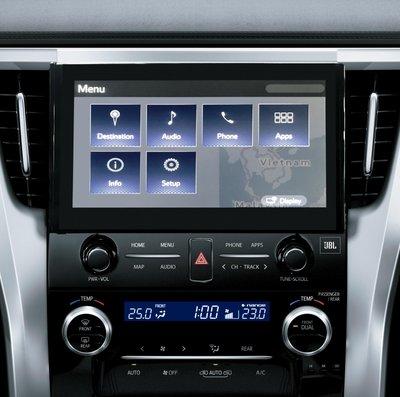 Toyota Alphard 2021 bổ sung loạt tính năng an toàn, tiện nghi mới a6