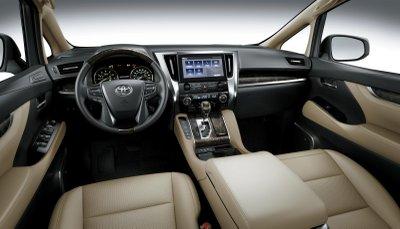 Toyota Alphard 2021 bổ sung loạt tính năng an toàn, tiện nghi mới a2