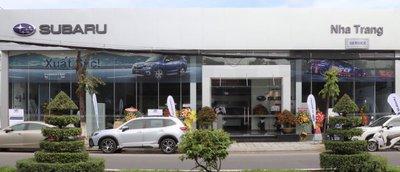 Năm 2020 có tới 9 đại lý uỷ quyền của Subaru mới được thiết lập trên toàn quốc.