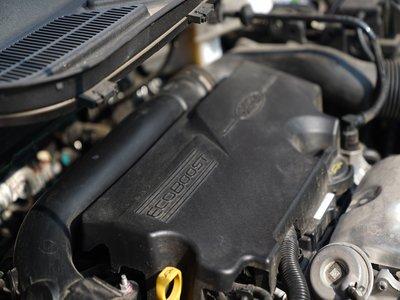 Động cơ tăng áp trên xe Ford Ecoboost.