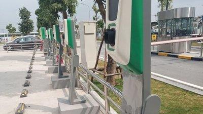 VinFast xây dựng trạm sạc ô tô điện đầu tiên tại Hà Nội 1