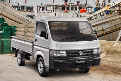 Suzuki Carry 2021 facelift ra mắt.