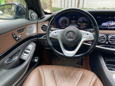 Nội thất S450 Luxury 2019.
