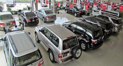 Kinh doanh ô tô tự lái: Nghề