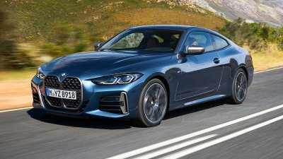 BMW 4-Series 2021 M440d thêm bản động cơ diesel.