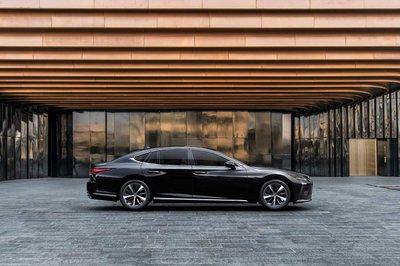 Lexus LS 2021 bán tại Việt Nam 1