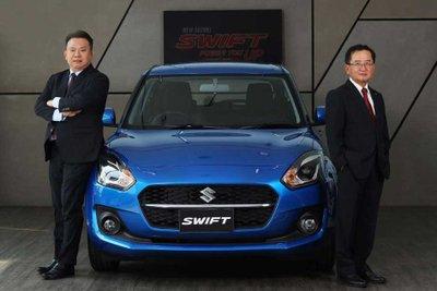 Suzuki Swift 2021 ra mắt tại Thái Lan 1