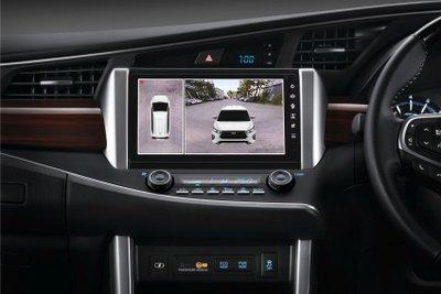 Toyota Innova 2021 facelift hiện đại hơn nữa.