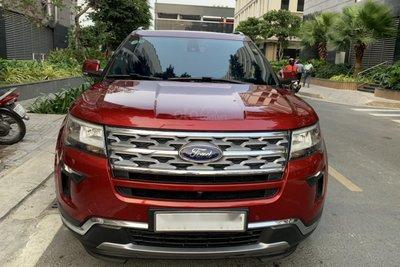 Ford Explorer 2019 cũ rao bán 2,09 tỷ đồng 1